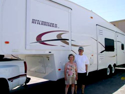 Motorhome Loan